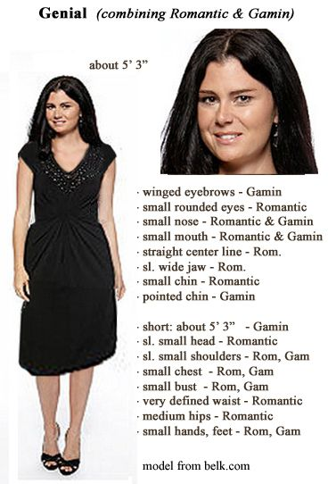 All Types of Beauty - Romantic Gammin