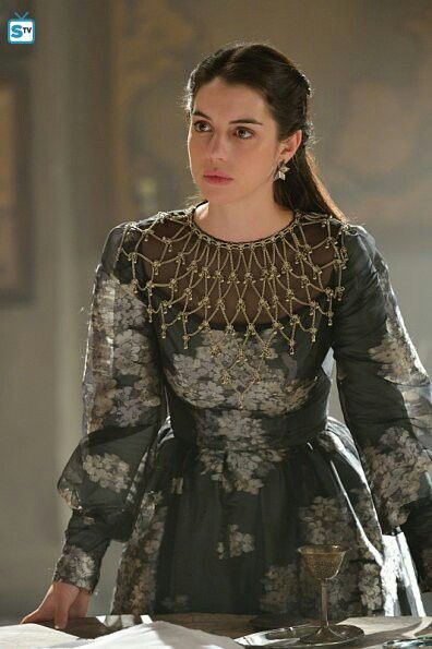 Reign, season 3, episode 12, No way out.  Queen Mary.