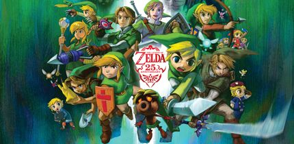 Zelda franchise - an adventure game with some aspects of unique and interesting puzzles