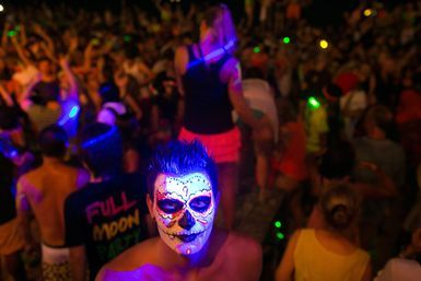 Thailand Full Moon Party Dates - Paula Bronstein / Stringer / Getty Images