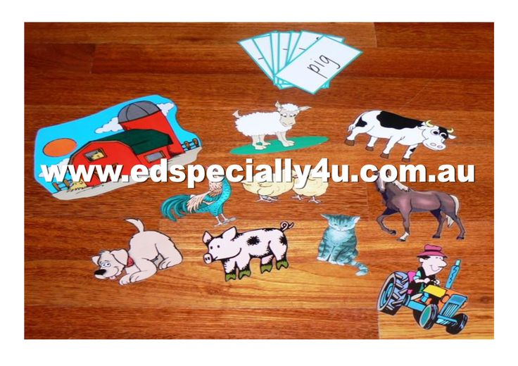 Old MacDonald Had a Farm-a motivating and hands-on learning resource for your music/singing, literacy and numeracy programs.  Visit www.edspecially4u.com.au to see all of our visual singing resources