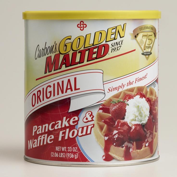 Carbonfts golden malted pancake waffle flour gourmet