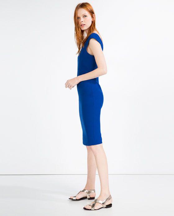 ZARA - NEW IN - SHIFT DRESS