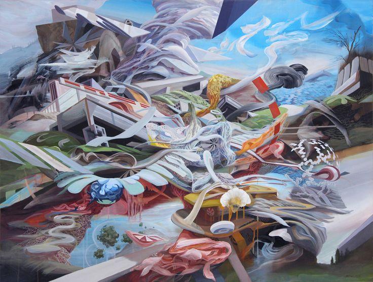 Brooklyn, NY Artist: Oliver Vernon