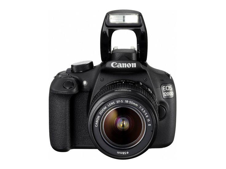 Canon EOS 1200D - Rebel EOS T5.