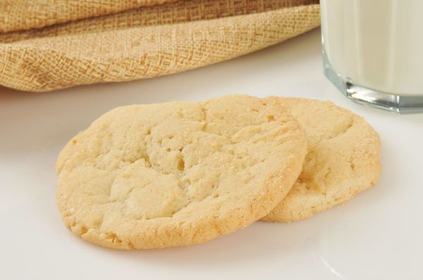 Simple And Sweet, These Sugar Cookies Hit The Spot  Every Time!  I love sugar cookies!!!