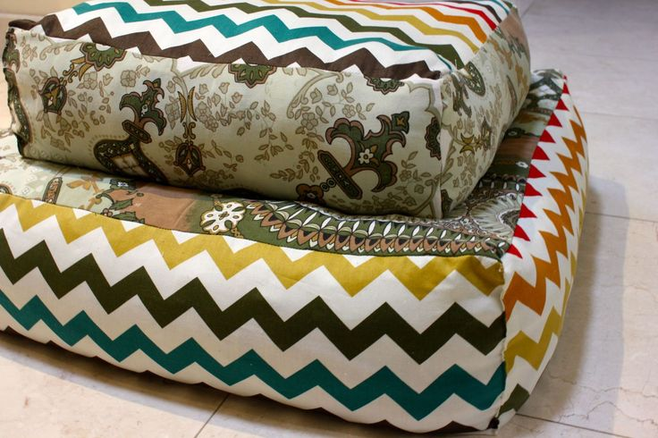 Diy Dog Bed Cushions