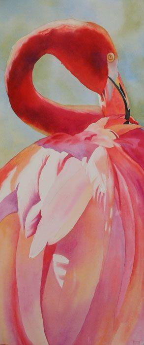 Anne Abgott. Award-Winning Watercolor Artist.