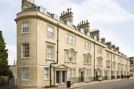 SACO apartments in Bath - making a holiday there affordable.