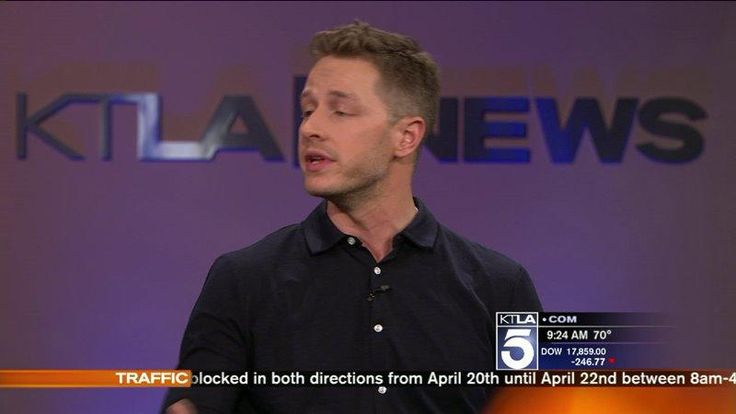 Josh Dallas confirms Fifth Season renewal of #OnceUponATime in TV Interview