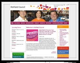 Ashfield Council NSW