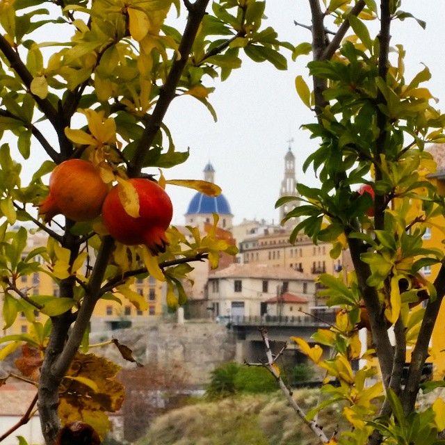 Buenos días. En este último martes de #otoño desde #Alcoy #CostaBlanca #Tuplancostablanca