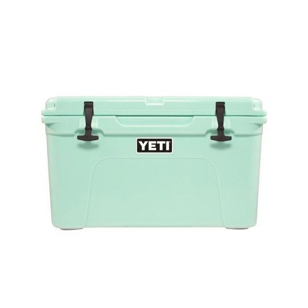 Yeti YT45 Yeti Tundra 45 Cooler ($350) ❤ liked on Polyvore featuring home and kitchen & dining
