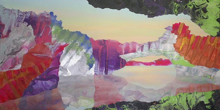 Kate Shaw Mosaic Slider