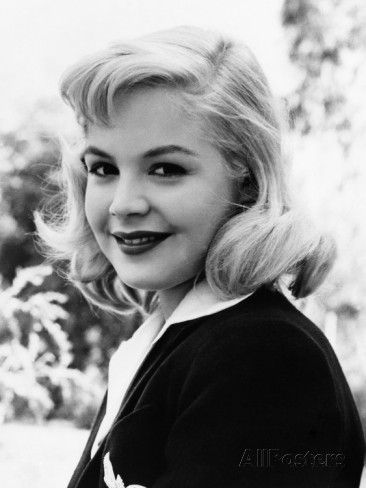 Sandra Dee became a movie actress in 1957 when she made her first film 'Until They Sail' with Jean Simmons, Jone Fontaine, Piper Laurie and Paul Newman. heartbreak in marriage to Bobby  Darin. http://www.imdb.com/name/nm0000364/