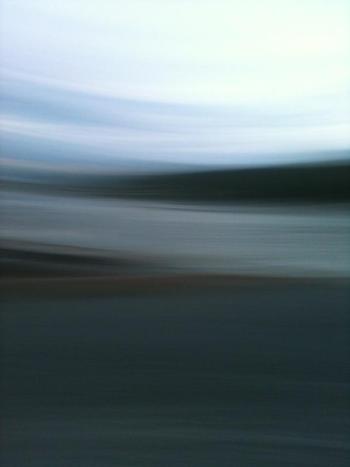 Speed landscape