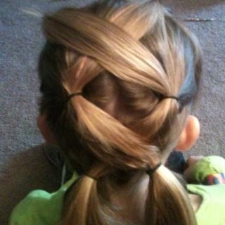 Hair styles for long hair!