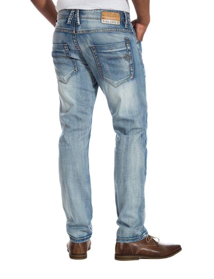 Timezone damen jeans tahila street wash
