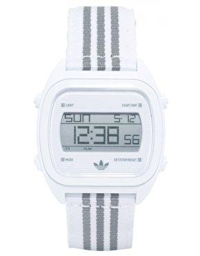 Reloj digital blanco Sydney de Adidas