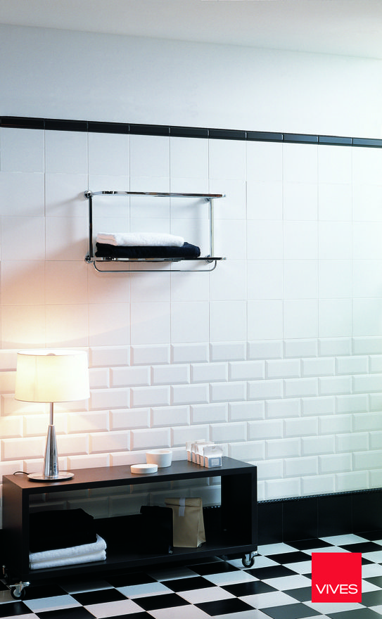 M s de 20 ideas incre bles sobre azulejos de metro negro for Azulejos restaurante