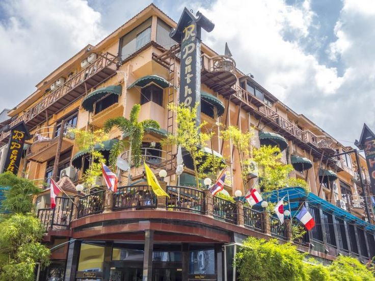 Pattaya Penthouse Hotel Thailand, Asia Penthouse Hotel is conveniently located in the popular Pattaya Beach Road area. Offering a variety of facilities and services, the hotel provides all you need for a good night's sleep. Free Wi-Fi in all rooms, 24-hour front desk, 24-hour room service, luggage storage, Wi-Fi in public areas are there for guest's enjoyment. Guestrooms are fitted with all the amenities you need for a good night's sleep. In some of the rooms, guests can find ...