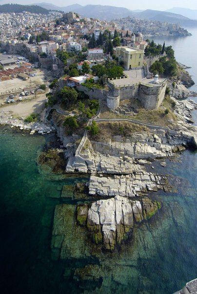 Kavala, Greece. --- I just wanna go for a hike when I see landscapes like this