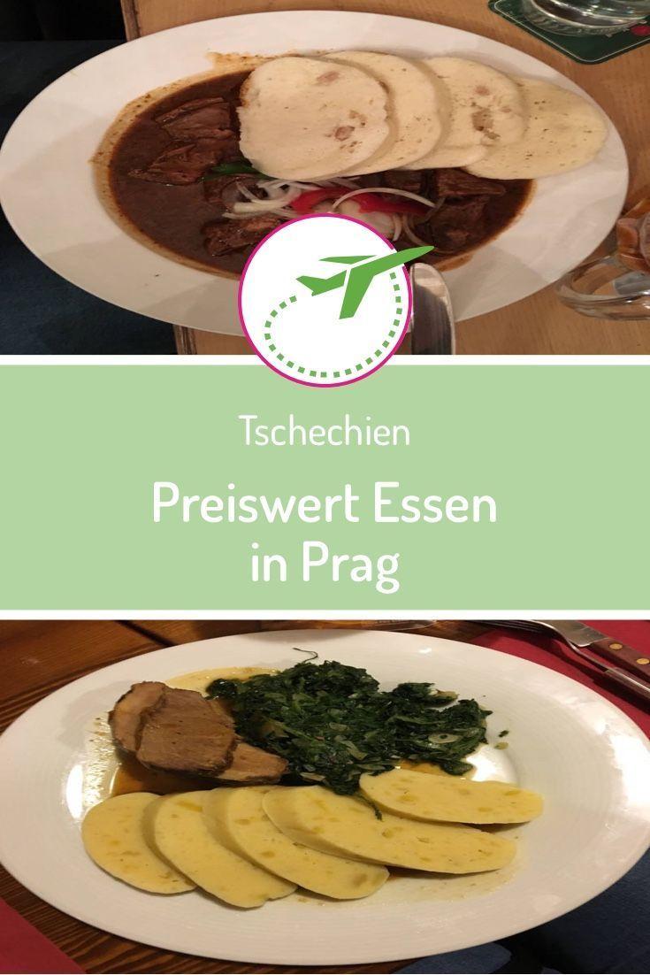 Unsere Restaurant Tipps Preiswert Essen In Prag Prag Essen Gunstig Essen Prag