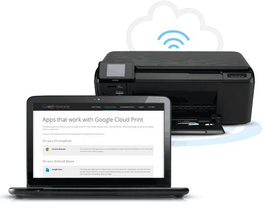 Google - Google Cloud Print