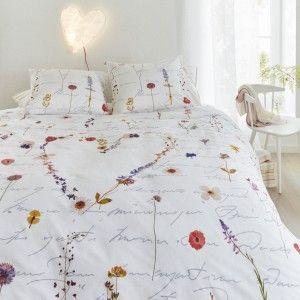 Dekbedovertrek Ariadne Spring White - NIEUWE COLLECTIE | Duvet cover Ariadne | http://www.livengo.nl/blog/2016/02/10/vers-van-de-pers-romantisch-beddengoed | #blog nieuwe collectie #dekbedovertrekken #livengo