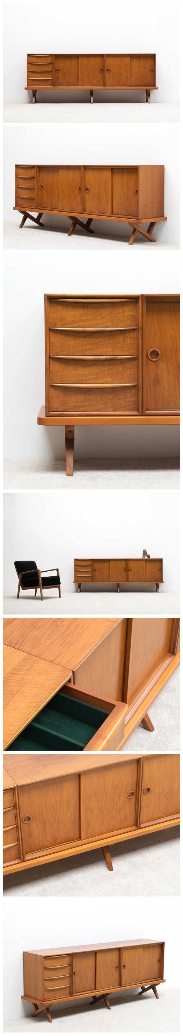 Best 25+ Walnut sideboard ideas on Pinterest | Sideboard cabinet ...
