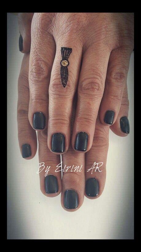 Matte black french vinylux cnd