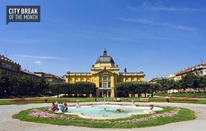 Discover Zagreb, Croatia's capital of cool