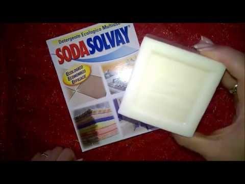 (2) Sapone fatto in casa per lavatrice - YouTube