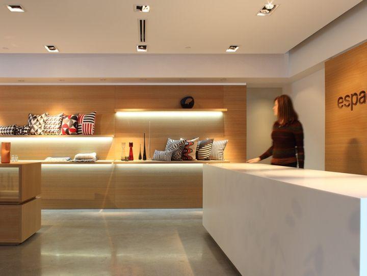 espace d retail boutique by OMB, Vancouver – Canada design shop
