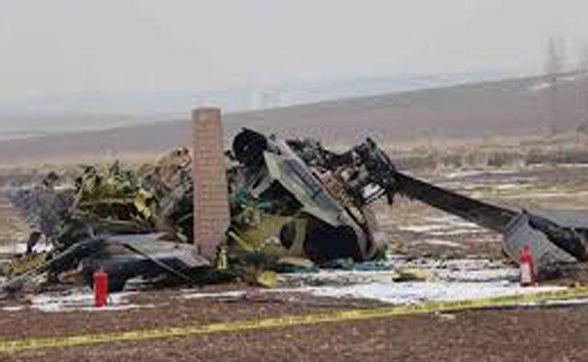 तुर्की में सेना का एक हेलीकॉप्टर दुर्घटनाग्रस्त हो गया, जिसमें सात लोगों की मौत हो गई, जबकि आठ अन्य घायल हो गए। बीबीसी की रिपोर्ट के अनुसार, 'सिकोर्सकी एस-70' हेलीकॉप्टर वरिष्ठ सैन्य अध…