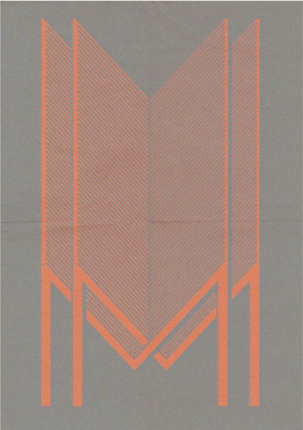 Experimental Typography by Mila Spasova