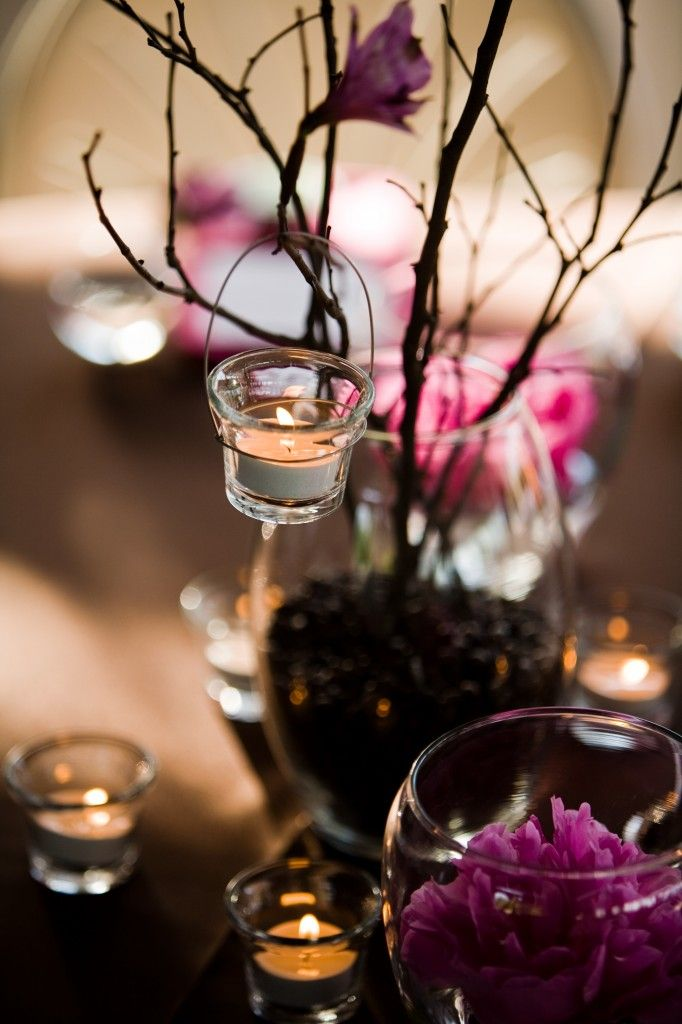 simple do it yourself wedding ideas%0A Gorgeous  simple and affordable DIY centrepiece