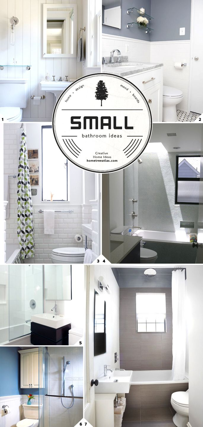 Small bathroom ideas and designs storage design 6 for Bath remodel financing