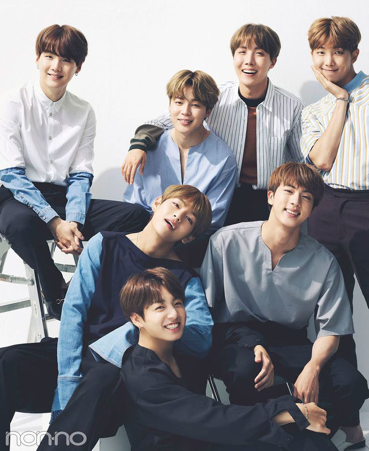 [Picture] Unreleased Cut photos of BTS at Non-no Magazine (August Issues) [170622]