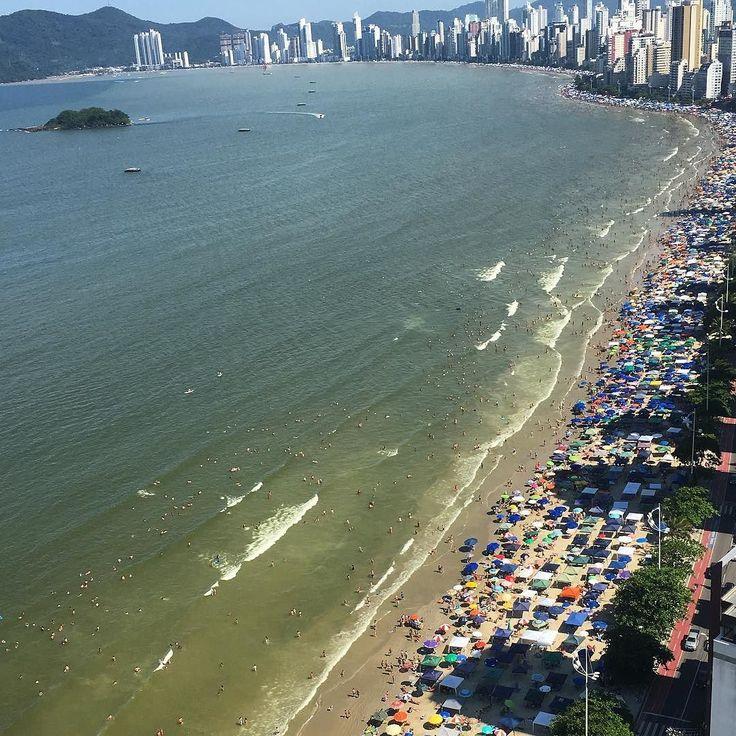 Tá bombando  #bc #balneariocamboriu #reveillon #praia #organizesemfrescuras