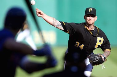 Game of the Day: Pirates at Giants - 06-02-2015