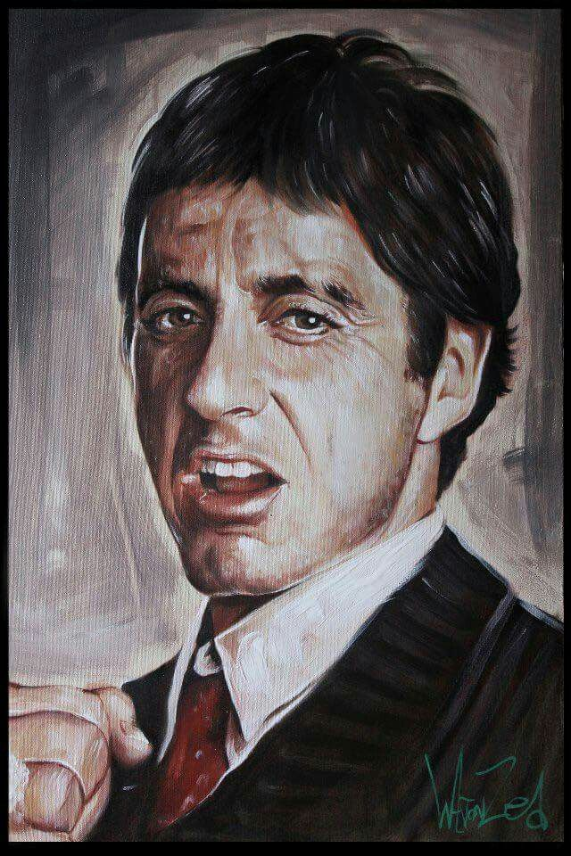 1000 images about scarface on pinterest brian de palma for Occhiali al pacino scarface