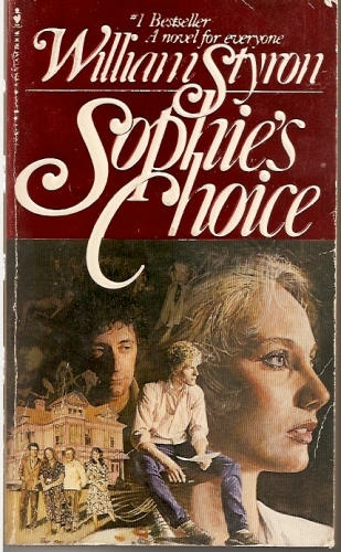 sophies choice william styron essay Sophie's choice essays:  order plagiarism free custom written essay  this is the opening line in the novel sophie's choice by william styron.