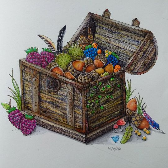 Take A Peek At This Great Artwork On Johanna Basfords Colouring Gallery Adult ColoringColoring BooksColouring
