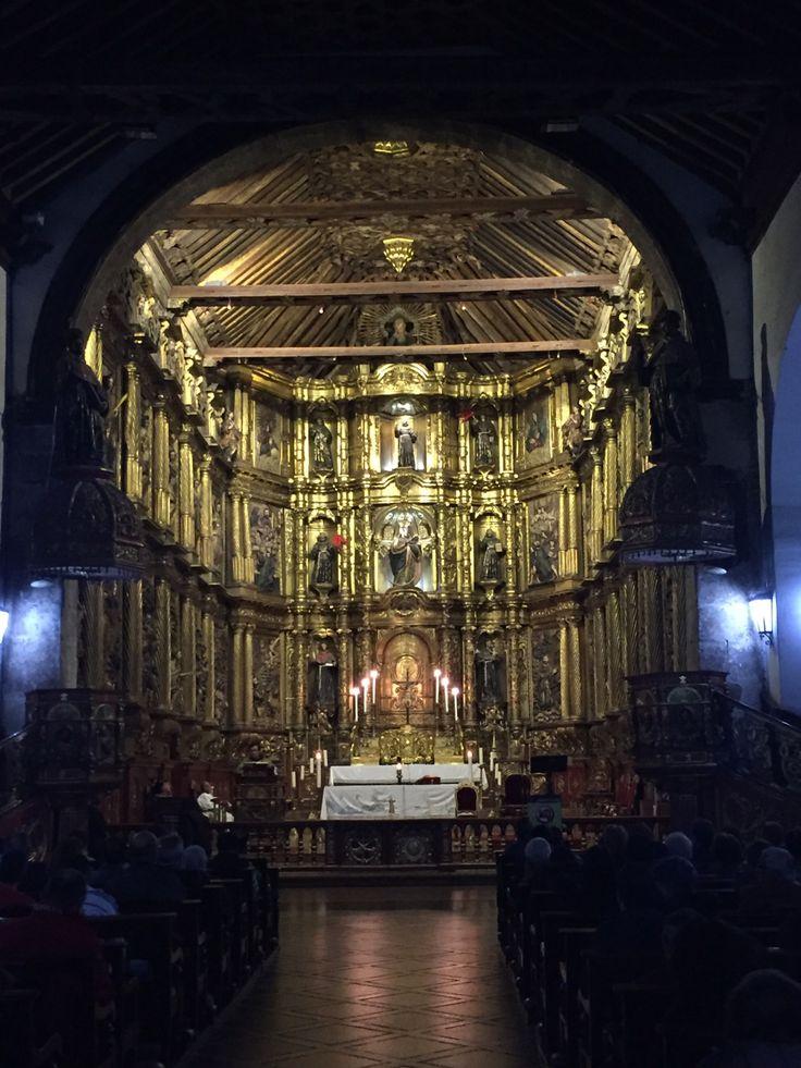 JG EA Arquitectura — jg-ea-arquitectura:   Iglesia de San Francisco -...