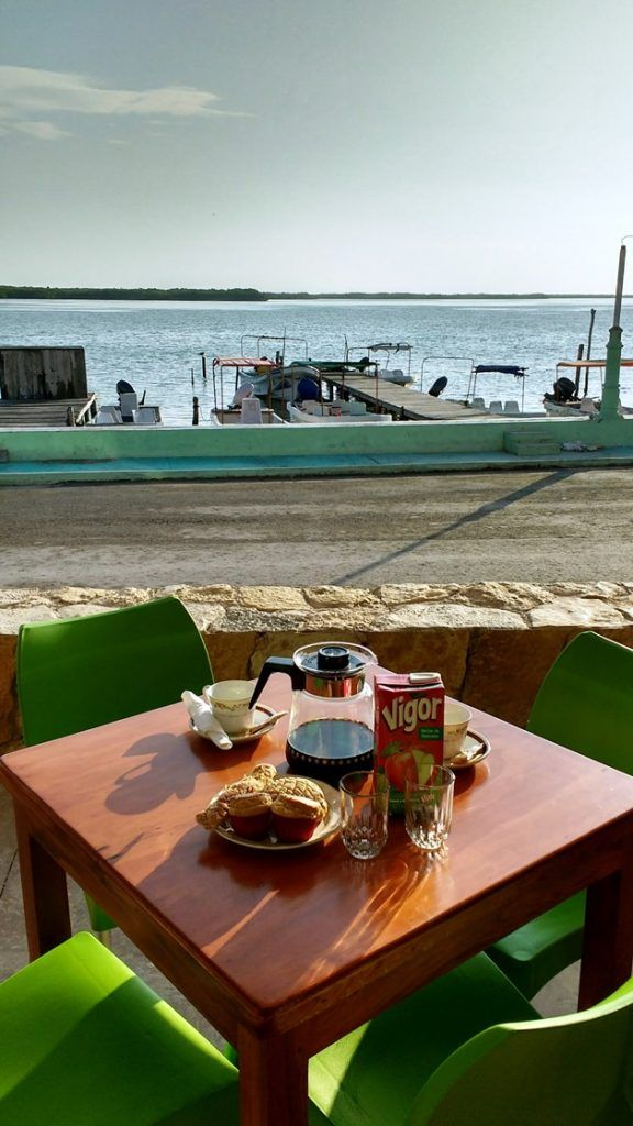 Rio Lagartos, Yucatan, Mexico