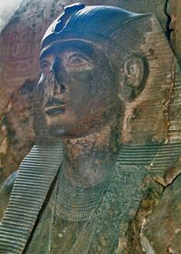 Neferhotep I - Whether Neferhotep I usurped the throne at the expense of Sobekhotep III or inherited it, he possibly acceded to power over a fragmented Egypt. The Egyptologist Kim Ryholt believes that the Hyksos 14th Dynasty was already in existence at the time, forming an independent realm controlling at least the Eastern Nile Delta.[2] This could explain why Neferhotep's only attestation in Lower Egypt is a single scarab seal. While this analysis is accepted by some scholars among whom ...