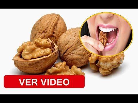Come 5 Nueces, Espera 4 Horas Y Mira Lo Que Pasa en Tu Cuerpo Sorprendente! - YouTube