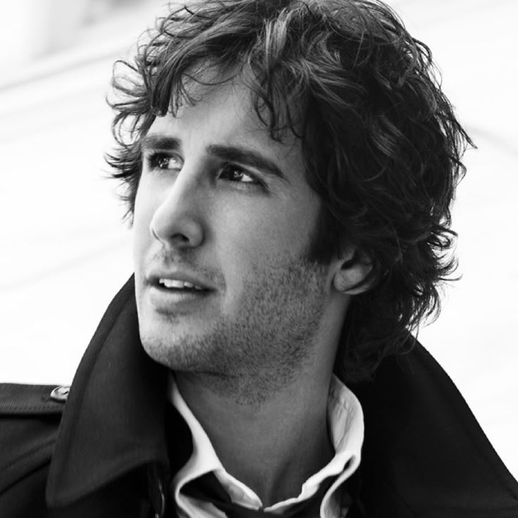 Josh Groban. I imagine that if God had a voice, it would sound exactly like this.
