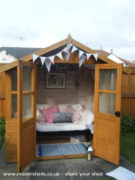 Shed-dingham Palace is an entrant for Shed of the year 2012 via @readersheds